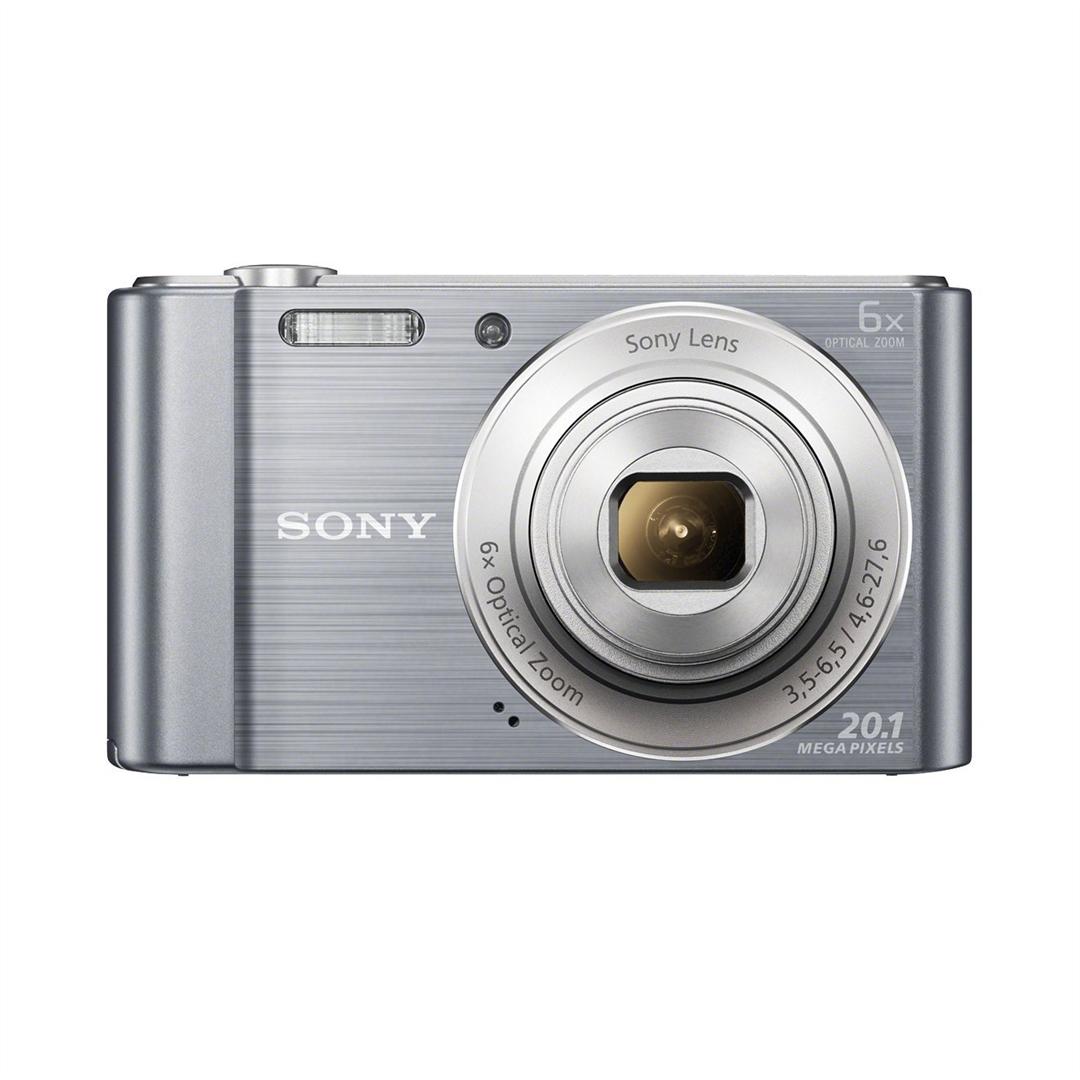Digitális fényképezőgép Sony CyberShot DSC-W810 Silver