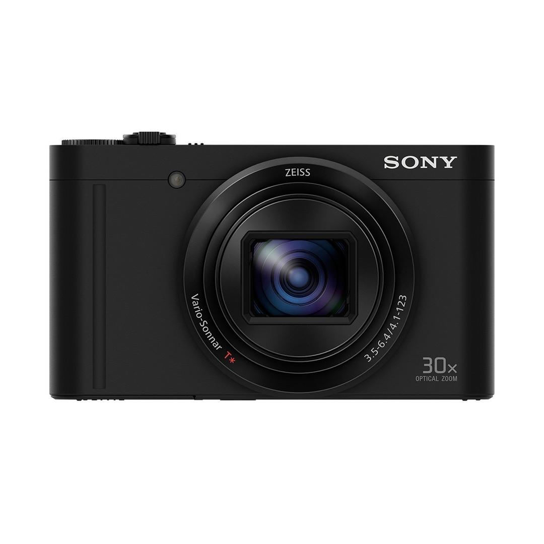 Digitális fényképezőgép Sony CyberShot DSC-WX500 Black