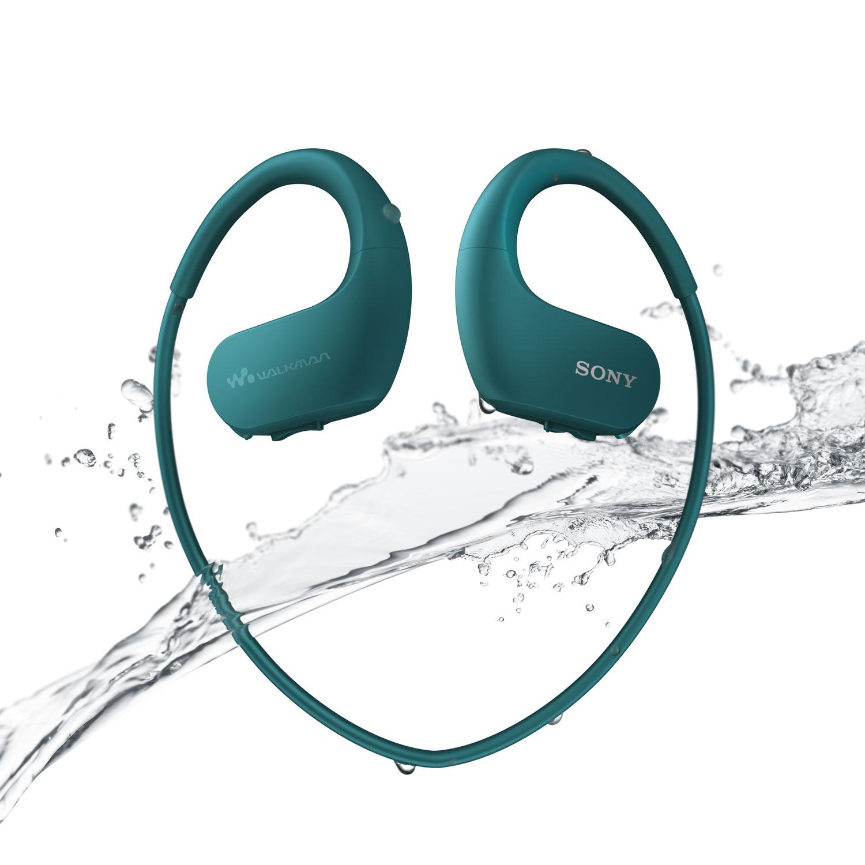 MP3/MP4/MP5 Lejátszó Sony WS413L Walkman MP3 4GB Blue