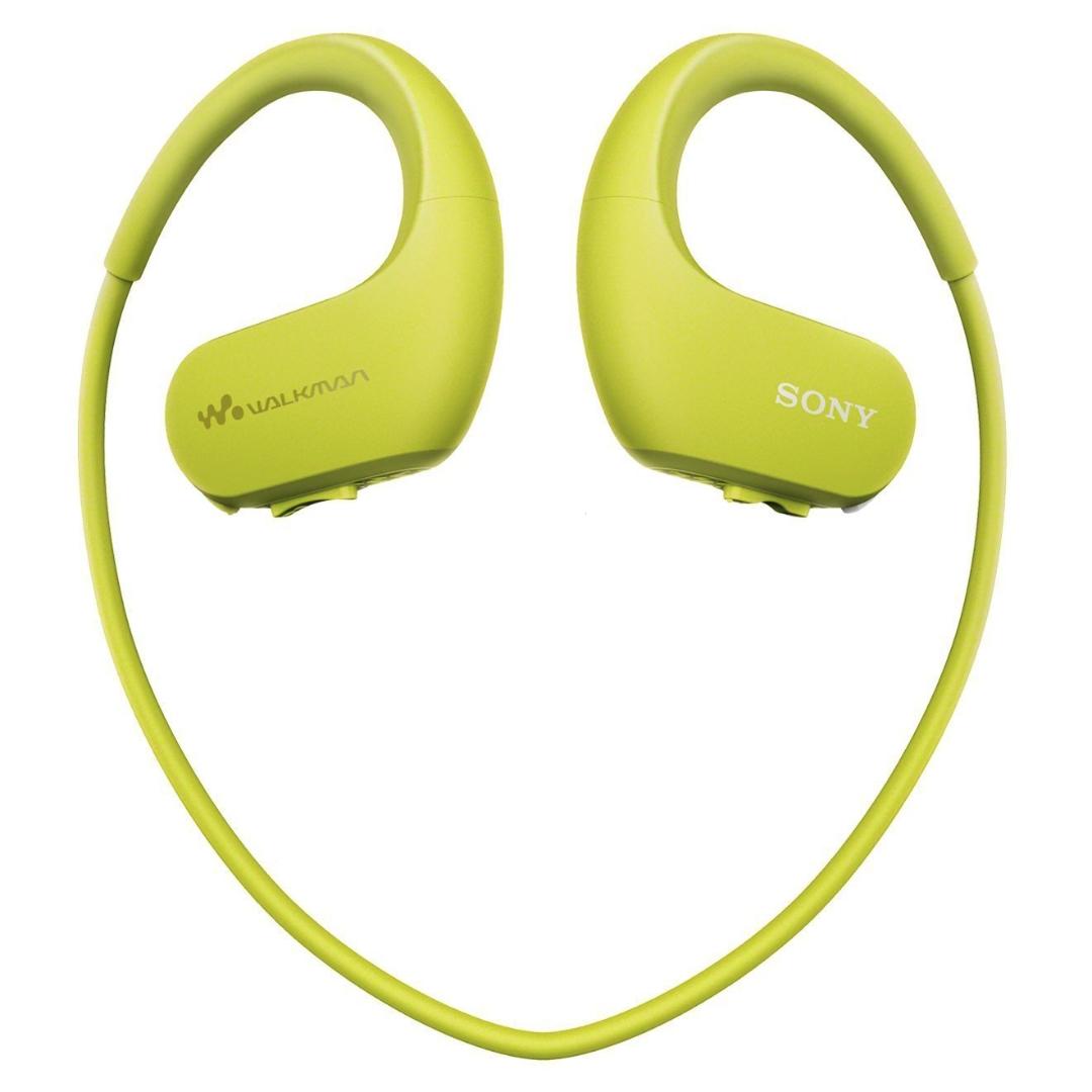 MP3/MP4/MP5 Lejátszó Sony NWWS413G 4GB Green
