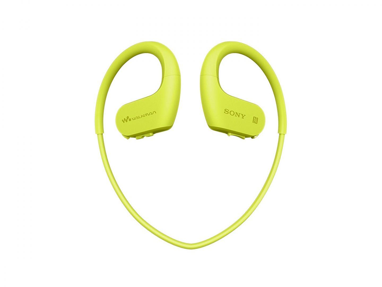 MP3/MP4/MP5 Lejátszó Sony NWWS623G Walkman MP3 4GB Lime Green