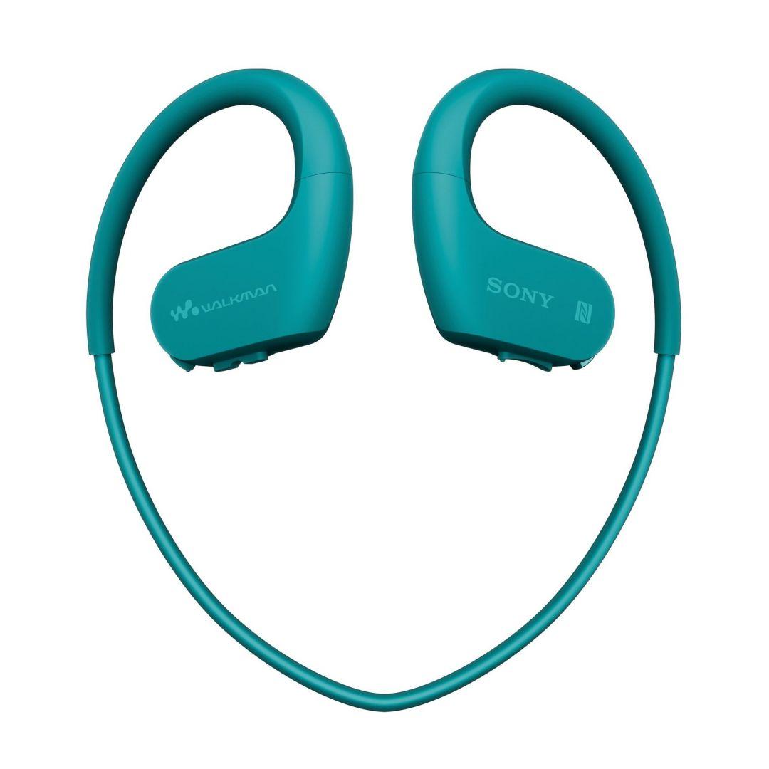 MP3/MP4/MP5 Lejátszó Sony NWWS623L Walkman MP3 4GB Blue