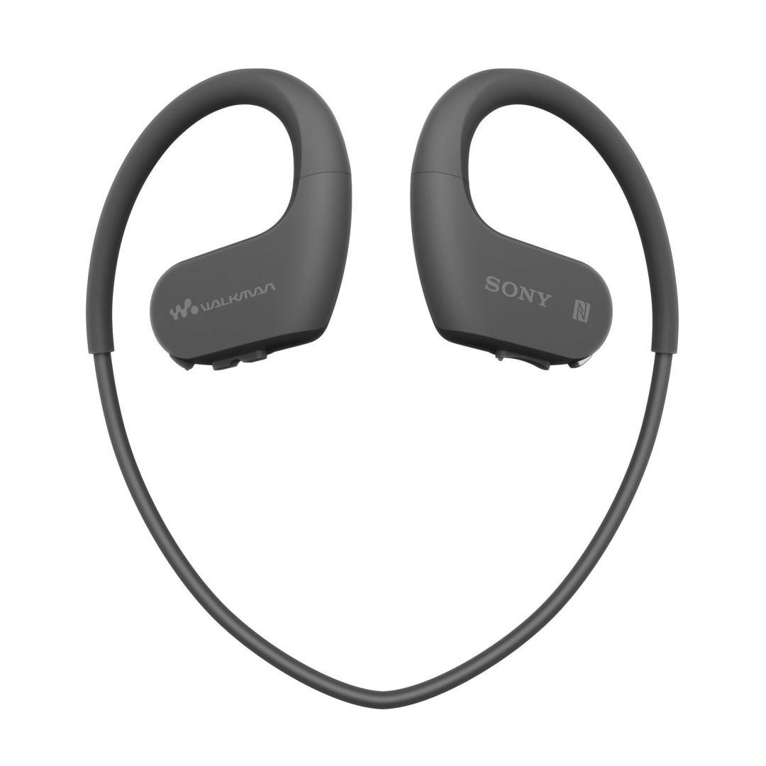 MP3/MP4/MP5 Lejátszó Sony NWWS625B Walkman MP3 16GB Black