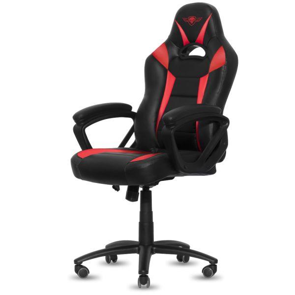 Gaming szék Spirit Of Gamer Fighter Black/Red