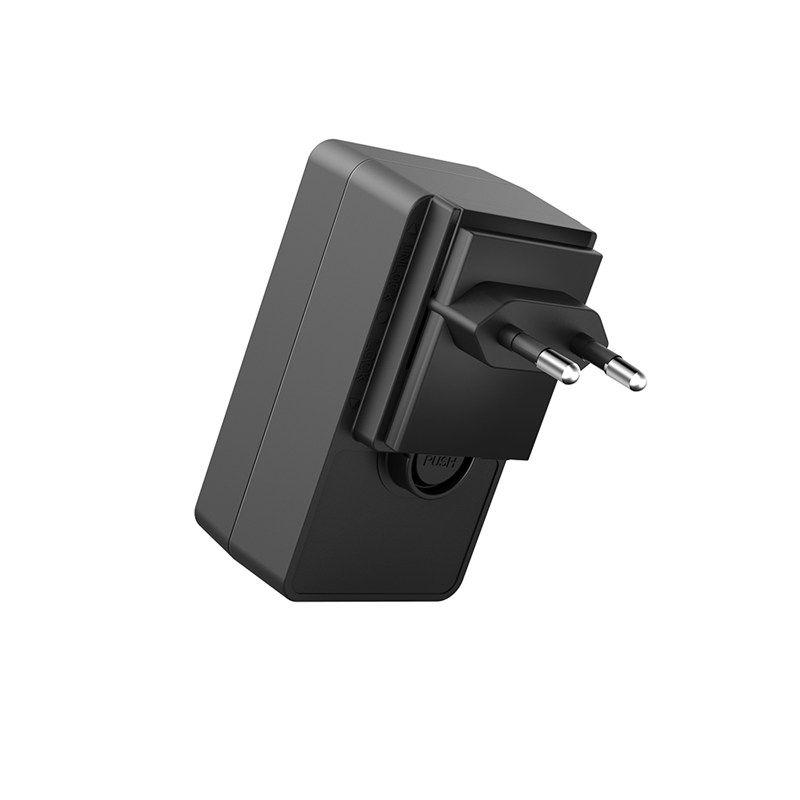 Hálókártya Tenda PoE15F-48V-I 10/100M PoE Adapter