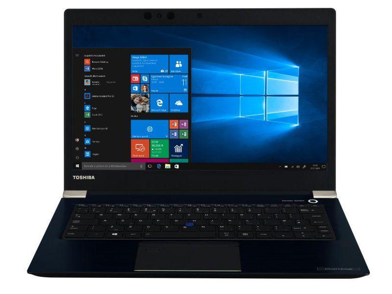 Notebook Toshiba Portege X30-D-10L Oxyn Blue