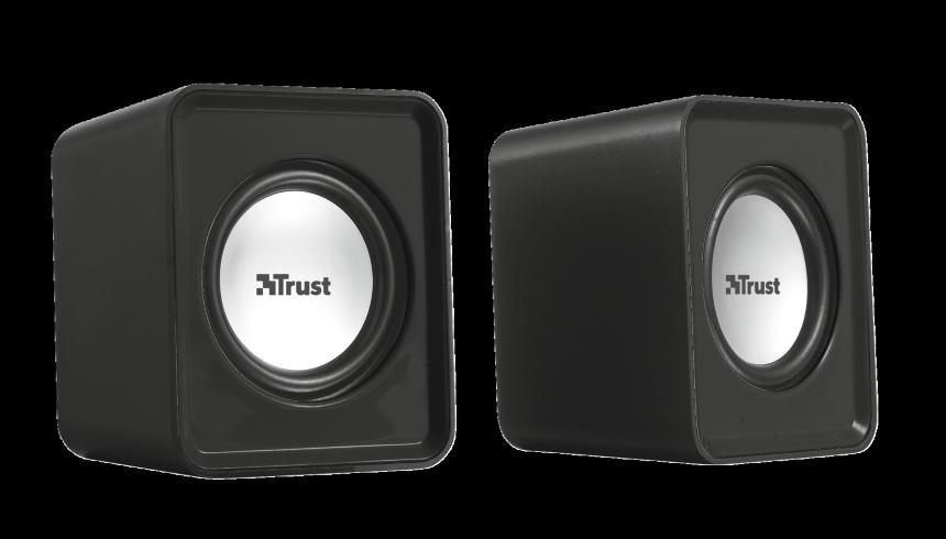 Hangszóró Trust Leto 2.0 hangszóró Black