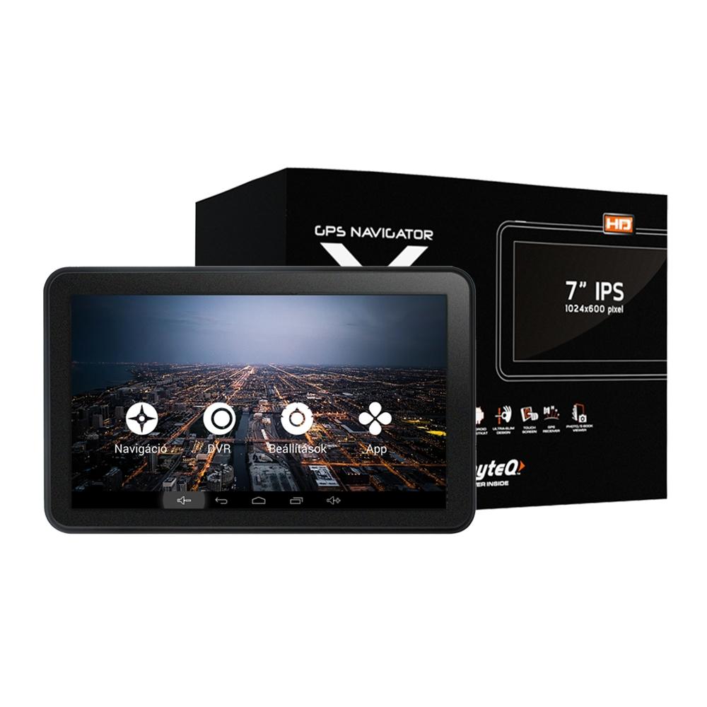 PNA GPS Wayteq X995 MAX GPS/TAB 7