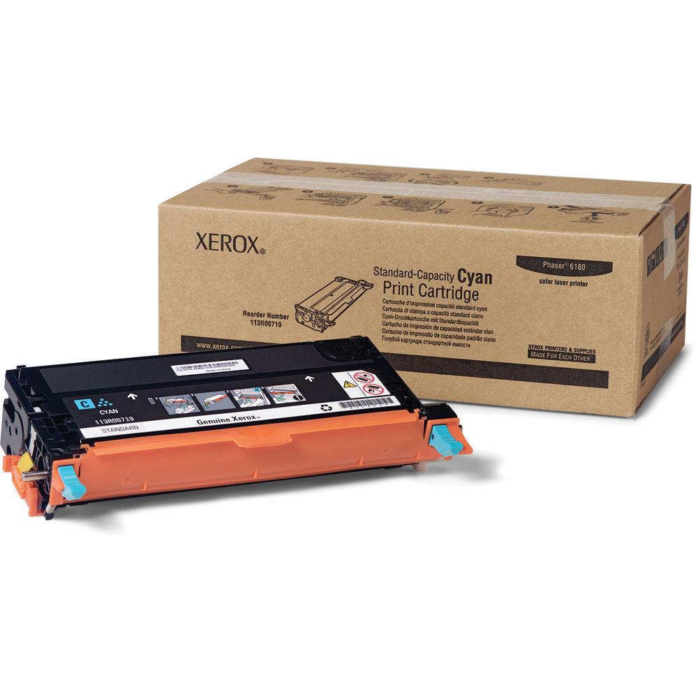 Toner Xerox Phaser 6180 Cyan toner