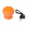 Hangfal Omega OG46 Bluetooth Speaker Orange