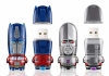 Memória PenDrive Mimoco Mimobot Transformers 4GB