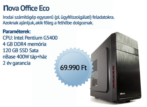 Nova Office Eco PC
