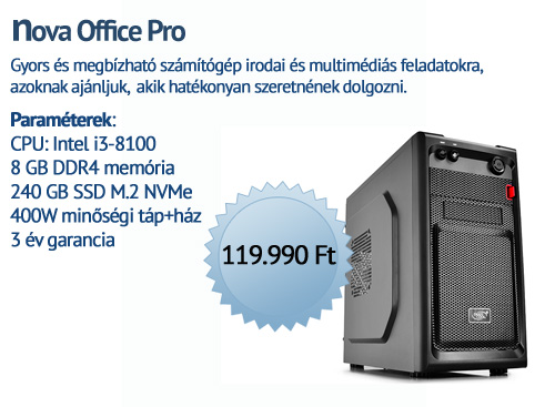 Nova Office Pro PC